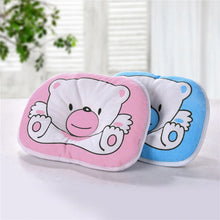 Load image into Gallery viewer, Anti Roll Flat Head Cushion Baby Pillow  Pillows zelnaga.myshopify.com AllAboutBB AllAboutBB