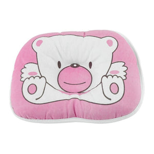 Anti Roll Flat Head Cushion Baby Pillow Pink Pillows zelnaga.myshopify.com AllAboutBB AllAboutBB