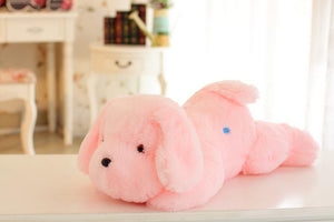 Light Up Plush Doggy LED Pillow (50 cm / 80cm) Pink Doggy (80 cm) Light Up Pillow zelnaga.myshopify.com AllAboutBB AllAboutBB