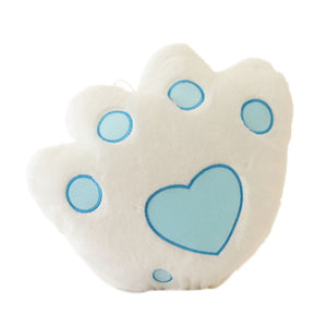 Light Up Plush Bear Paw LED Pillow (34cm) White Light Up Pillow zelnaga.myshopify.com AllAboutBB AllAboutBB
