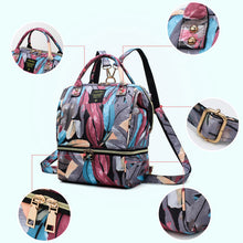 Load image into Gallery viewer, Stylish Fashion Mummy Diaper Bag  Diaper Bags zelnaga.myshopify.com AllAboutBB AllAboutBB