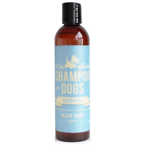 HYPO-ALLERGENIC ORGANIC SHAMPOO FOR SENSITIVE SKIN