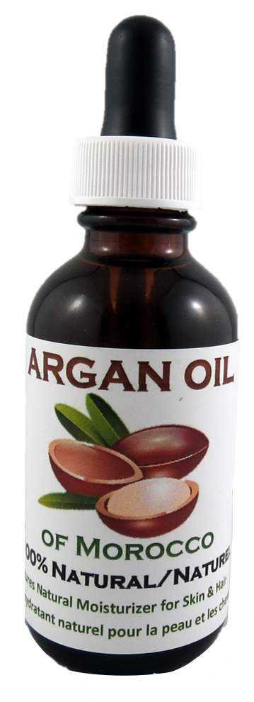 Argan Oil - 100% Natural from Morocco