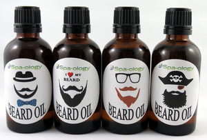Beard Oil - Buy All Four & Save!