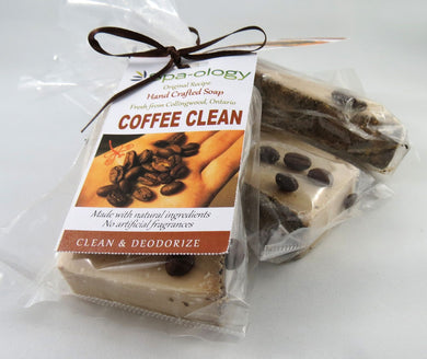 Coffee Clean Soap