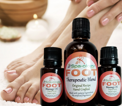 Foot & Hand Therapeutic Blend