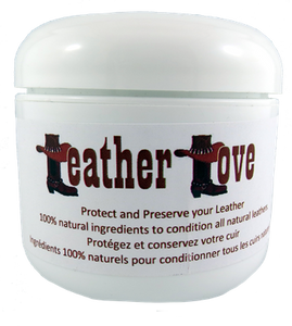Leather Love - Protect and Preserve your Leather