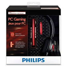Load image into Gallery viewer, Philips SHG7210 Gaming Headphones