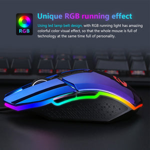 DAREU 10800 DPI Optical Sensor Gaming Mouse