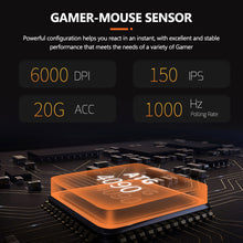 Load image into Gallery viewer, Essential Gaming Mouse Wired - DAREU EM915