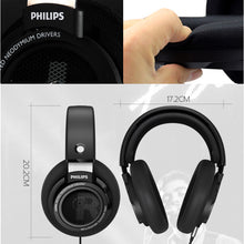 Load image into Gallery viewer, Philips SHP9500 HiFi Precision Stereo Over-Ear Headphones