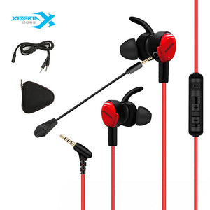 Xiberia MG-1 Stereo Bass Surround Gaming Earbuds