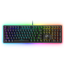 Load image into Gallery viewer, RGB Gaming Mechanical Keyboard 108Key Blue Switch