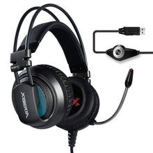 Load image into Gallery viewer, XIBERIA V10 Stereo Bass Wired Gaming Headset