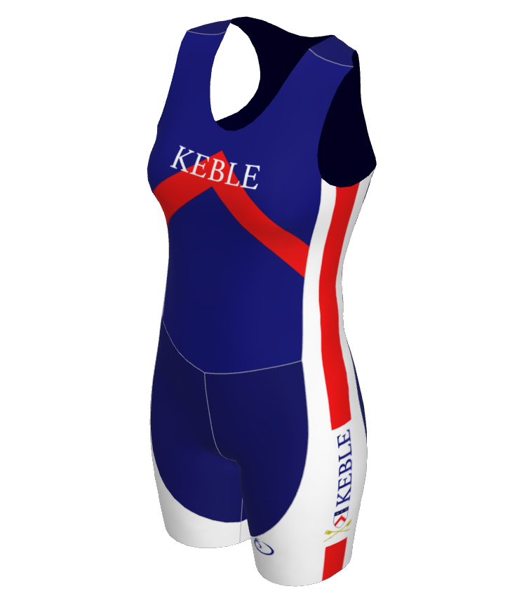 Keble Womens Unisuit