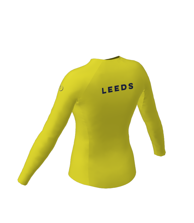 Leeds RC Womens LS Baselayer