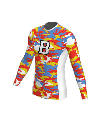 UBBC Mens LS Baselayer