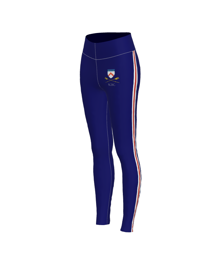 Keble Womens Navy Leggings