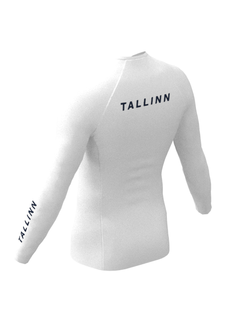 Tallinn Mens Long Sleeve Shirt