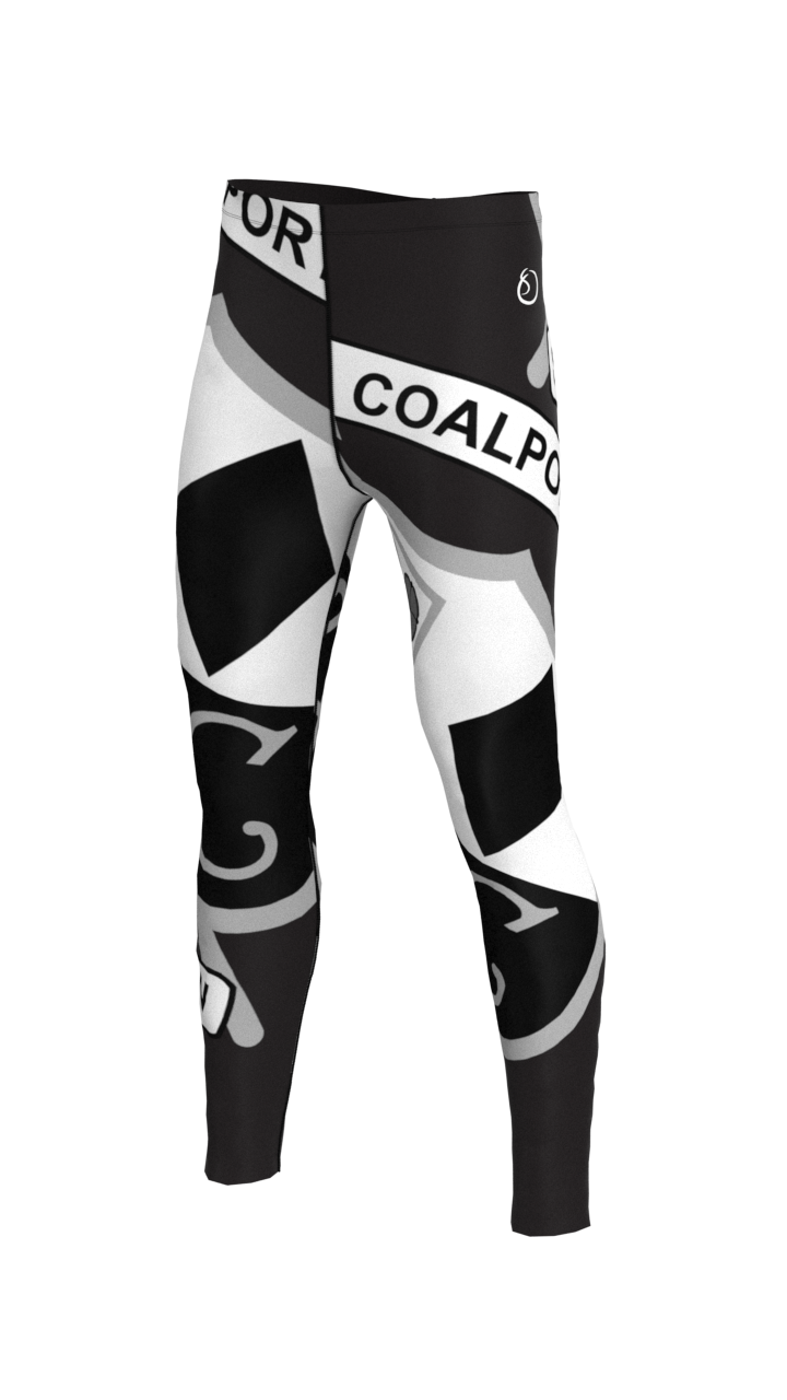 Coalporters Mens Leggings