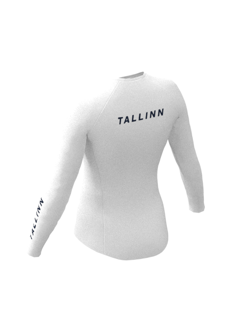 Tallinn Womens Long Sleeve Shirt