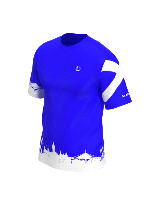 Glasgow Kayak Club Mens Tech Shirt