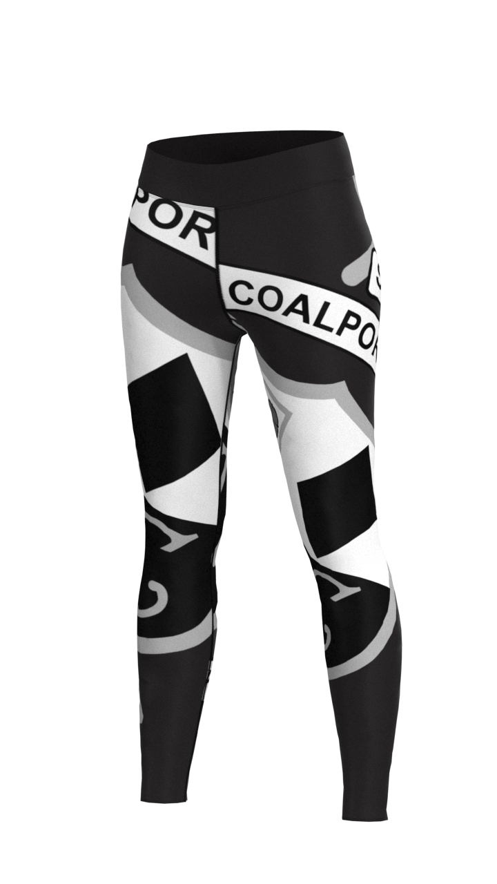 Coalporters Womens Leggings