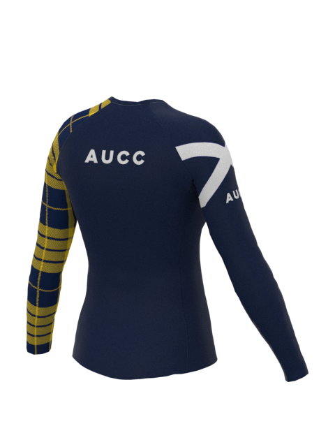 Aberdeen University Canoe Club Womens Long Sleeve Rashvest