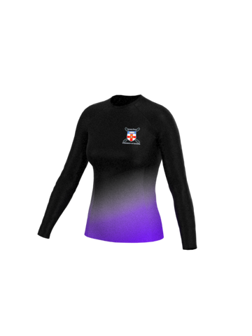 ULU Womens Long Sleeve Rashvest