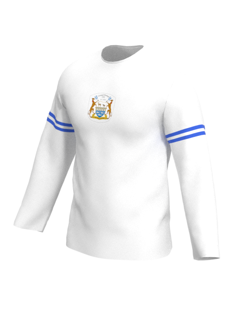 Clonmel Mens Long Sleeve Tech Shirt
