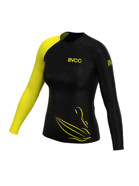 BVCC Womens Long Sleeve Rashvest