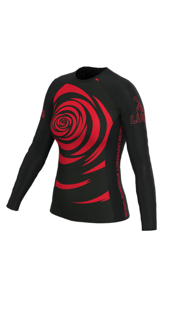Lancaster University Womens Long Sleeve Rashvest