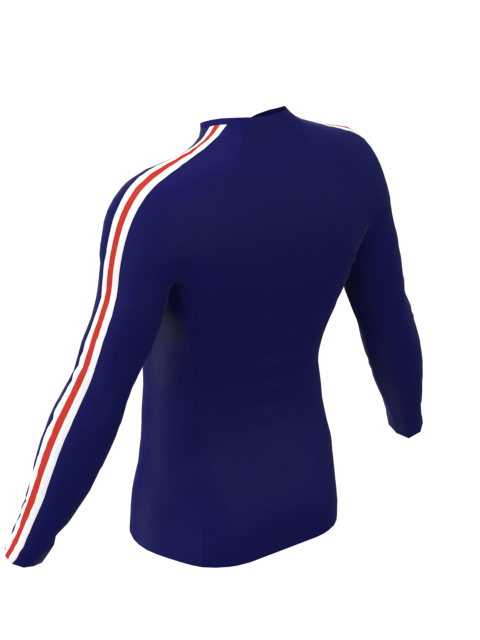 Keble Mens Navy Baselayer