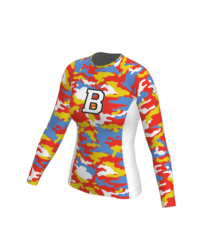 UBBC Womens LS Baselayer