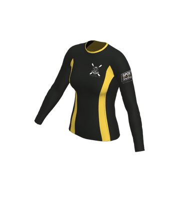 Sheffield Womens LS Rashvest