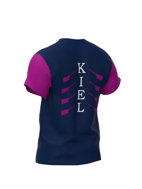 University of Kiel Men's Short Sleeve Tech Shirt