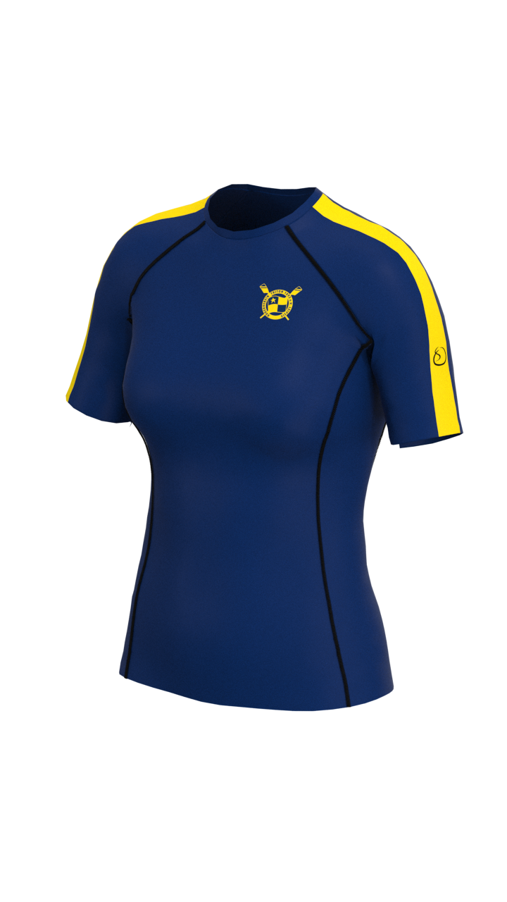 RV Triton Leipzig Womens Short Sleeve Baselayer