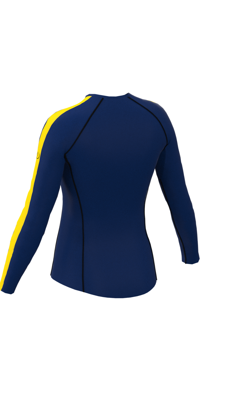RV Triton Leipzig Womens Long Sleeve Baselayer