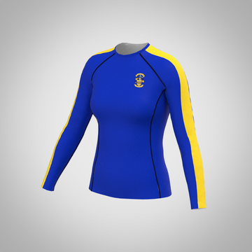 Eastbourne Womens Stripe Baselayer
