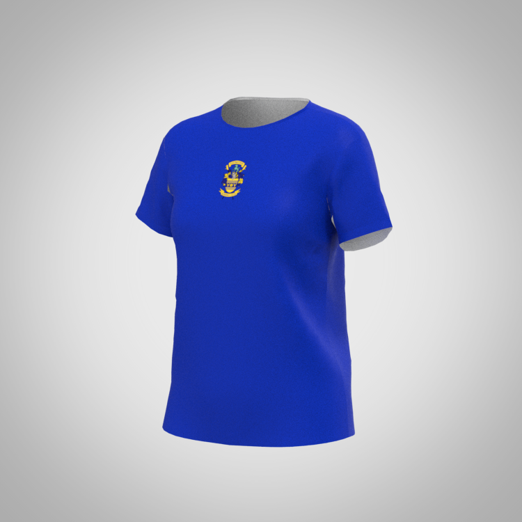 Eastbourne Womens Plain Tech Shirt