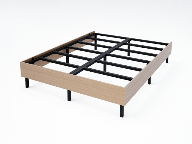 Base De Cama Queen Poloa  MDF