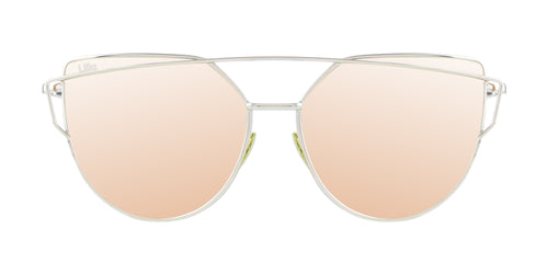 ROSE CATEYE POLARIZED MIRRORED