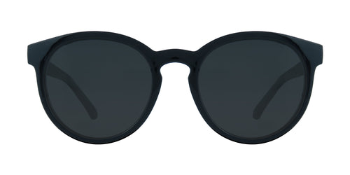 ROUND ALL BLACK BEAUTY POLARIZED
