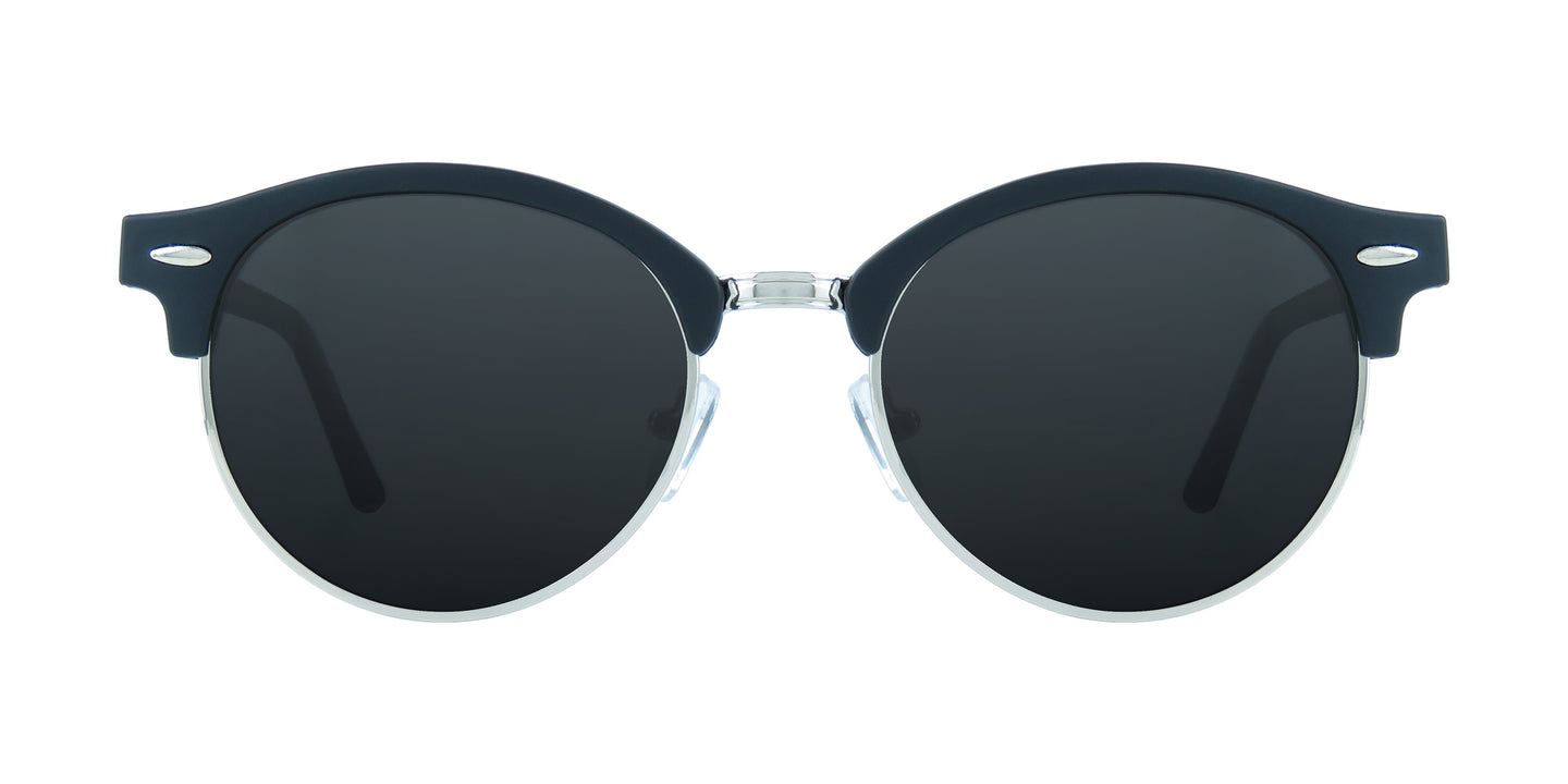 CLASSIC ROUND MATT BLACK POLARIZED