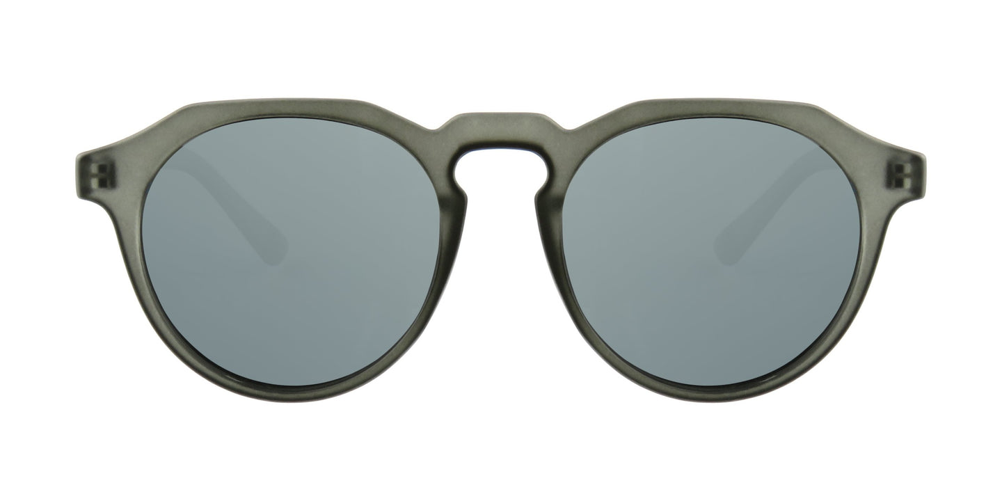 Zeus Grey Polarized Mirrored