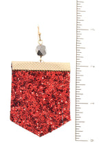 Load image into Gallery viewer, Sequin fashion earring