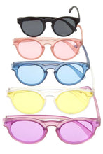 Load image into Gallery viewer, Color framed fashionable sunglasses