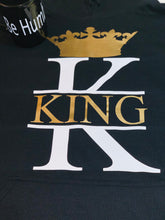 "Load image into Gallery viewer, ""King"" Hoodie"