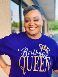 Birthday Queen Shirt