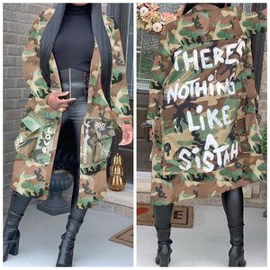 There's Nothing Like A Sistah Jacket